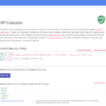 How to use Google's CSP Evaluator to bypass CSP